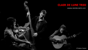 Clair de Lune Trio Photo Sabine Tostain