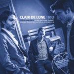 Pochette Live in Marseille Clair de Lune Trio 2014
