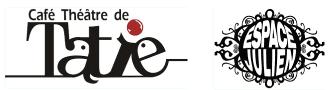 Double Logos Theatre de Tatie - Espace Julien