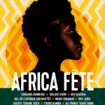 Affiche Africa Fete 2017