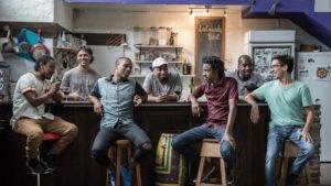 Groupe La Calenda Beat, projet Fabio Bouquet, candombe