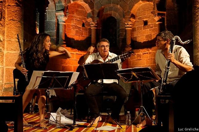 Antoinette Trio photo Luc Greliche