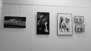 Photo expo Sabine Tostain Studio de la Plage noir et blanc tirages d'art