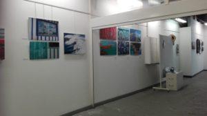Galerie du Studio de la plage, Marseille expo Sabine Tostain