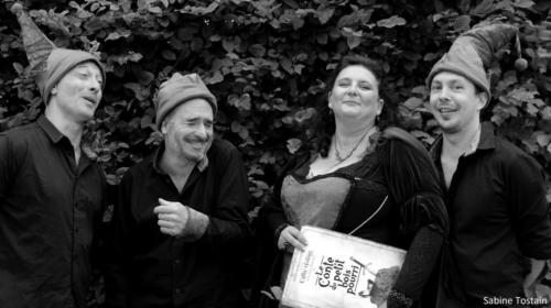 Cathy Heiting Conte du petit bois pourri 2019 photo Sabine Tostain
