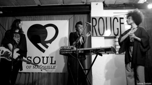 Soul of Marseille, La mensuelle musicale  10 fev 2018 Kodama photo Sabine Tostain