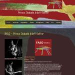 capture d'ecran site web diabate et kellner