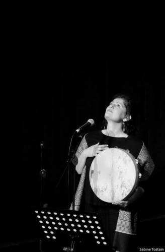 Maura Guerrera Malik Ziad Manu Theron PIC Nov2018 photo Sabine Tostain