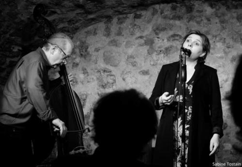 Annie Ebrel & Riccardo Del Fra 12 mai 2017 Photo Sabine Tostain