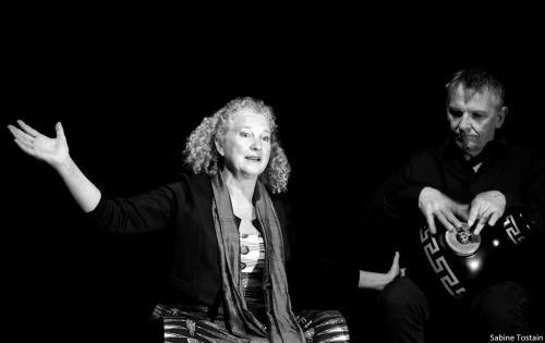 Sylvie Vieville 21 avril 2017 photo Sabine Tostain